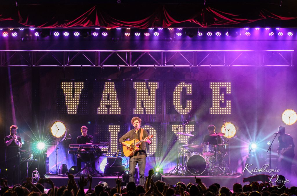 Vance Joy at Marquee Theatre