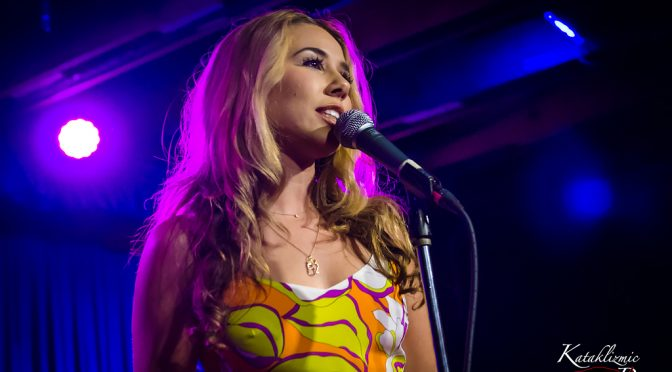 REVIEW: No 'Wasted Tears' at Haley Reinhart Show 6-9-16