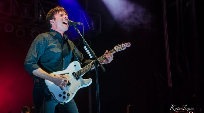 REVIEW: Jimmy Eat World & Good Charlotte Wake the Dead at Zombie Prom 10-22-16