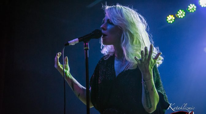 REVIEW: Getting Intimate with The Sounds at Tempe's Marquee Theatre 12-10-16