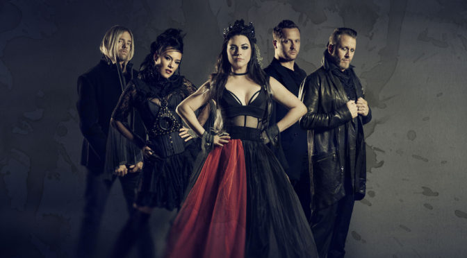 "Evanescence Release Official Music Video for Latest Single ""Hi-Lo"" Featuring Lindsey Stirling"