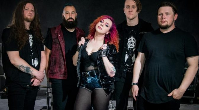 "Breakout Metal Band A LIGHT DIVIDED to Release Infectiously-Catchy Full-Length Album, ""Choose Your Own Adventure"", on October 5, 2018"