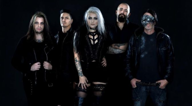 "Los Angeles-Based Melodic Metal Group Fate DeStroyed Releases New Single, ""We Fall"""