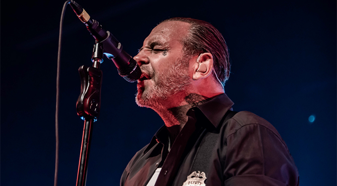 REVIEW: Mommy's Little Monsters, Second Generations, & New Beginnings: Social Distortion Fall 2018 Tour Launches in the Valley of the Sun (9-10-18)