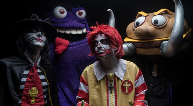 "MAC SABBATH Releases Meaty Marionette Music Video for ""Sweet Beef"""
