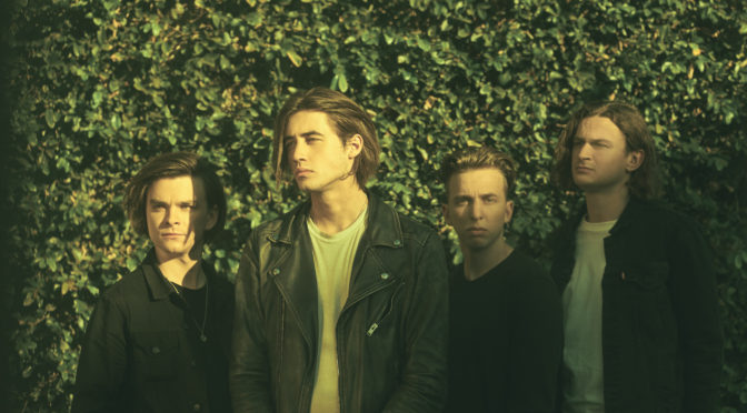 "The Faim Release New Single, ""Fire,"" Premiering Exclusively With Forbes"