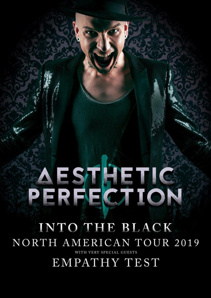 Aesthetic Perfection Into The Black Tour