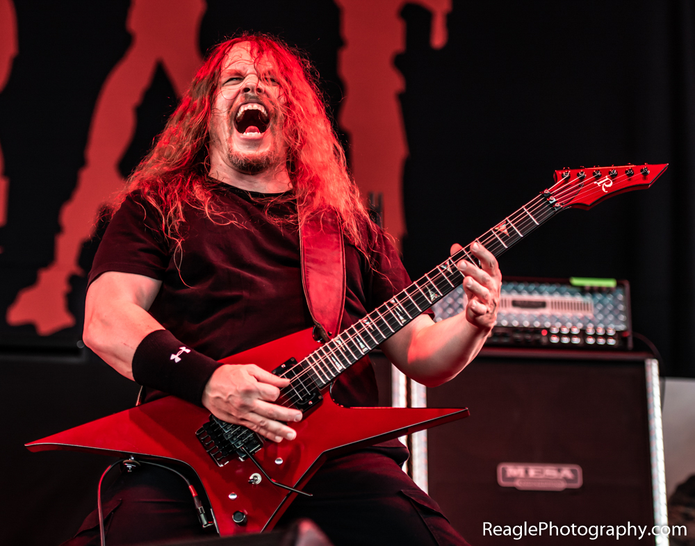 Cannibal Corpse - Photo Credit: Rodrigo Izquierdo