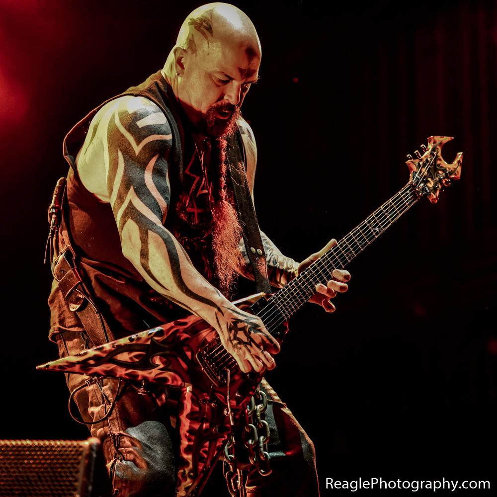 Slayer - Photo Credit: Rodrigo Izquierdo