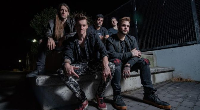 "Emerging Modern Metal Outfit Absence of Despair to Release New Album, ""Desolate"", on 9-13-19"