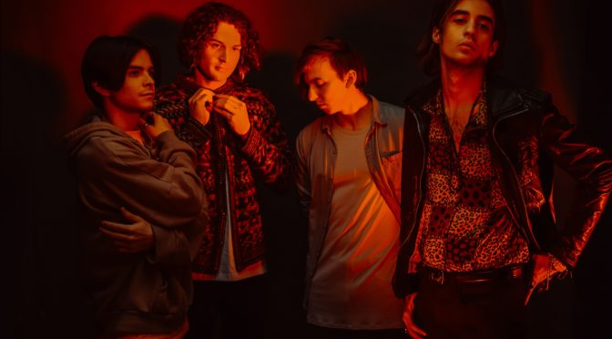 "The Faim Share ""Humans"" Music Video"