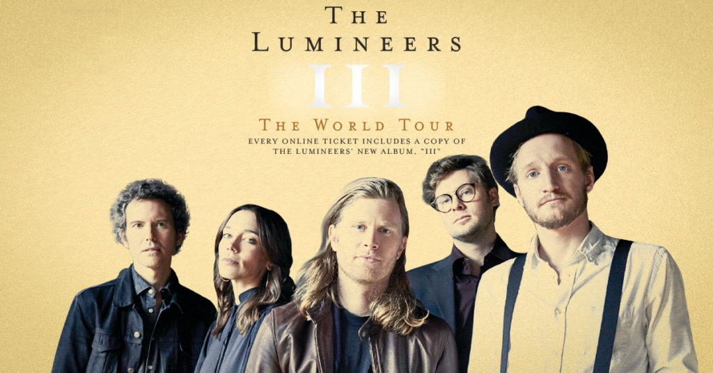 The Lumineers by Danny Clinch