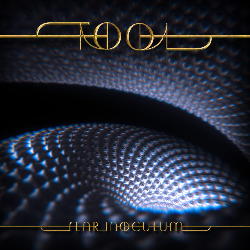 Tool Fear Inoculum Cover