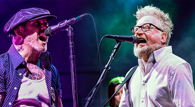 REVIEW: Saints and Sinners Celebrated in the Mosh Ring of Fire with Flogging Molly & Social Distortion at Mesa Amphitheatre (9-29-19)