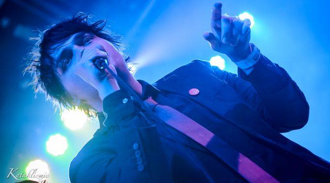 PHOTOS: Gerard Way – Marquee Theatre 10-25-15