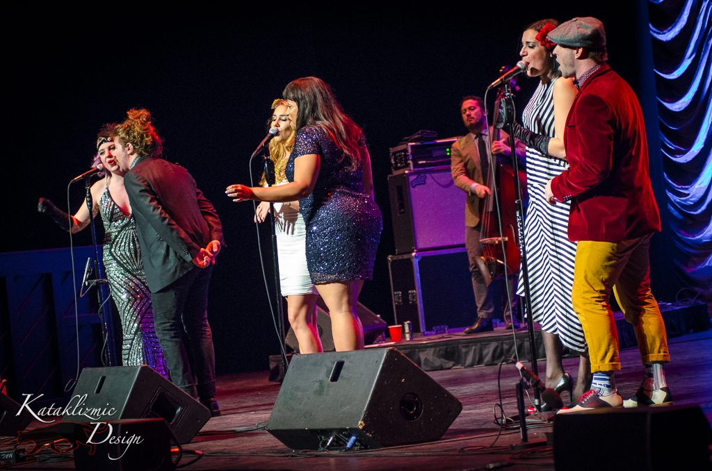 Postmodern Jukebox at Mesa Arts Center