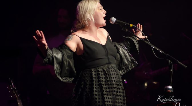 Elle King at Marquee Theatre
