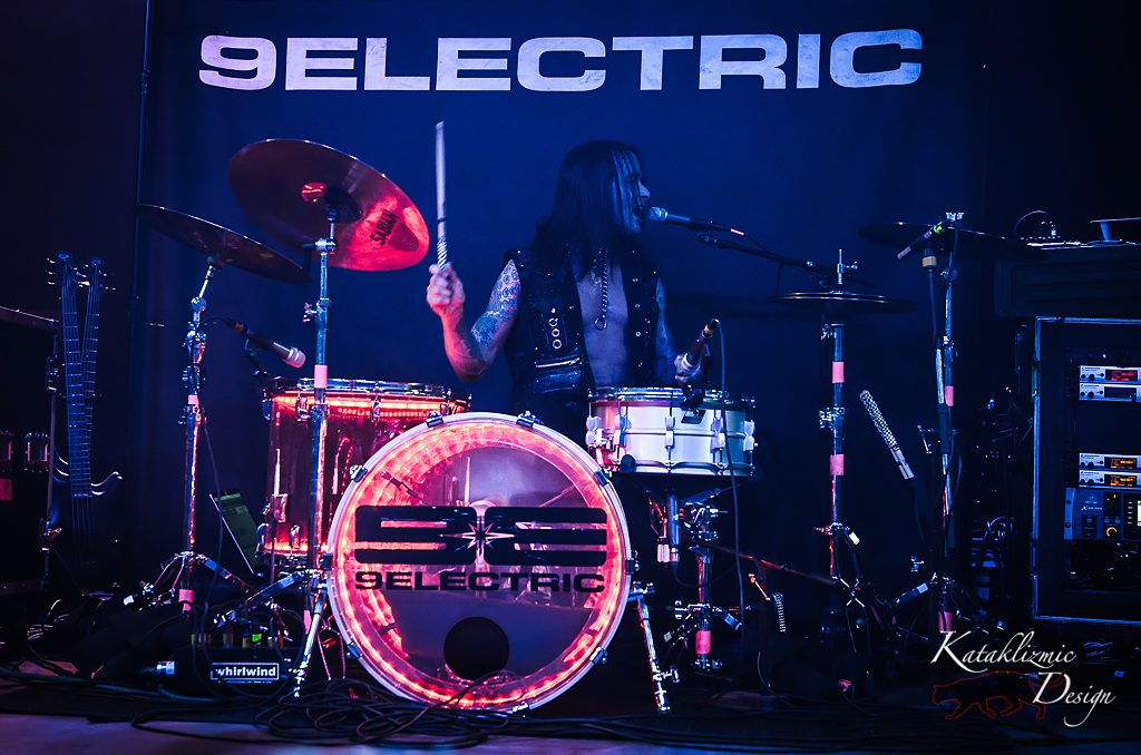 Micah Electric - 9ELECTRIC - Marquee Theatre