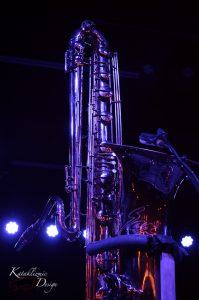 Violent Femmes Contrabass Saxophone - Marquee Theatre