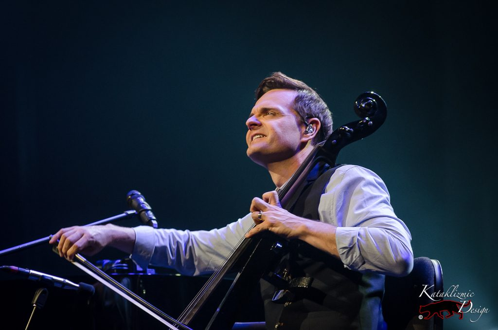 Steven Sharp Nelson, The Piano Guys - Photo Credit: Katherine Amy Vega