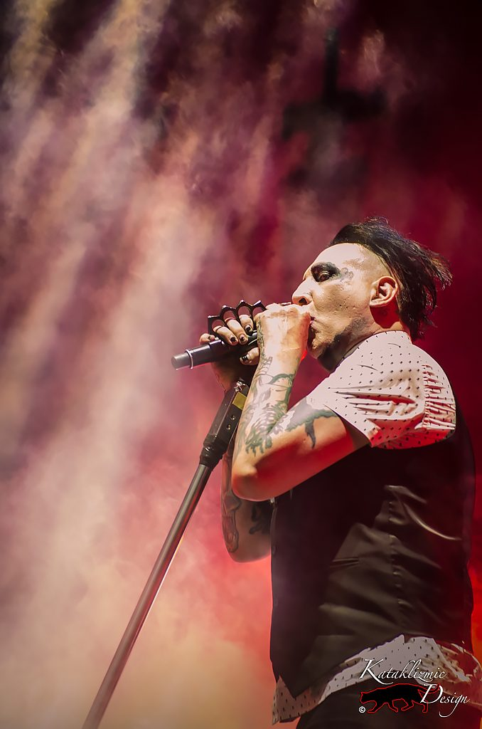 Marilyn Manson - Photo Credit: Katherine Amy Vega