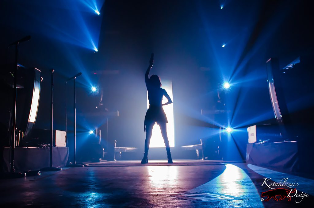 CHVRCHES - Photo Credit: Katherine Amy Vega