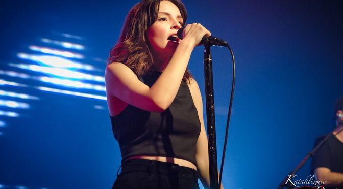 REVIEW: Phoenix Rises Again for CHVRCHES' Highly-Anticipated Return 10-6-2016