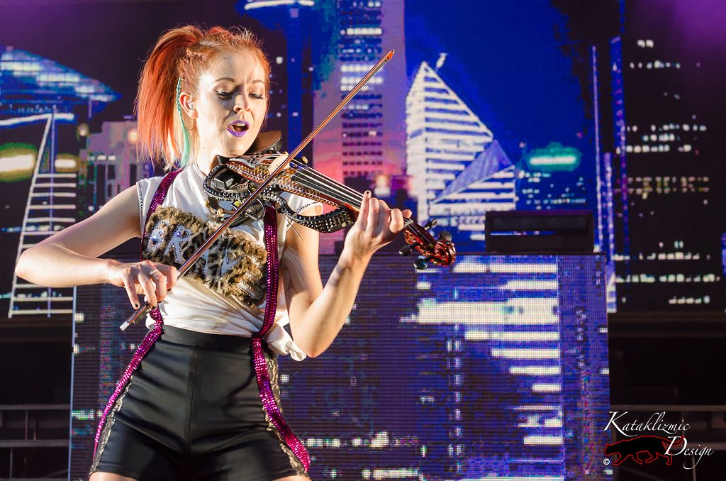Lindsey Stirling - Comerica Theatre