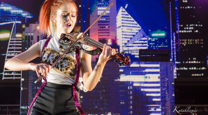 PHOTOS: Lindsey Stirling – Comerica Theatre 11-12-16