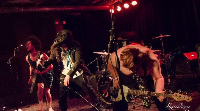 PHOTOS: Unagi Usagi – The Rebel Lounge 1-12-17