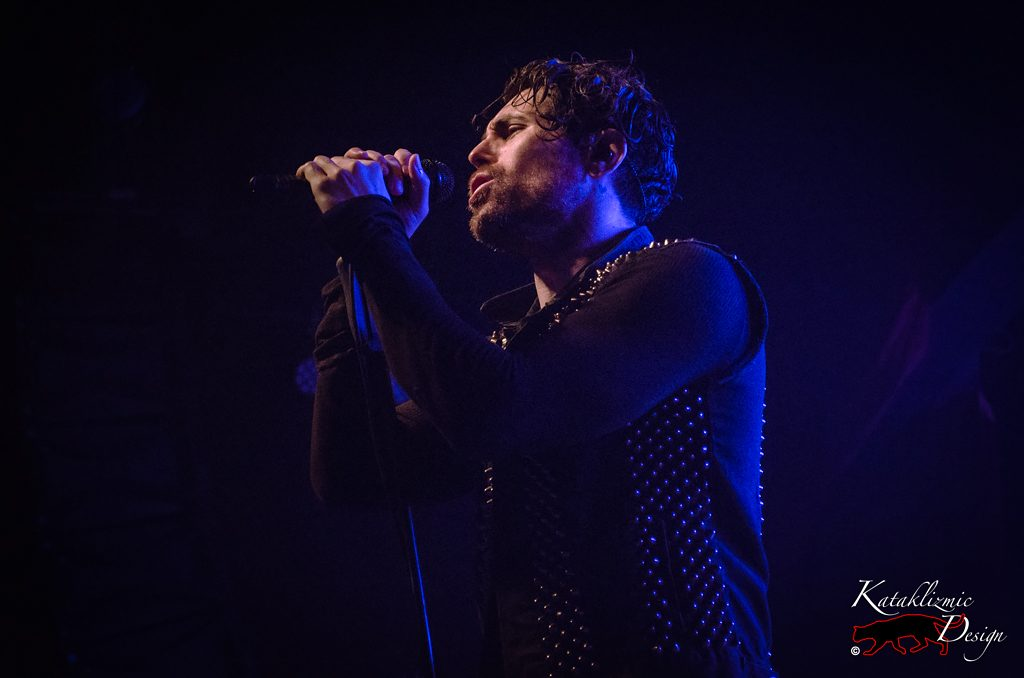 Davey Havok (vocalist), AFI - Photo Credit: Katherine Amy Vega