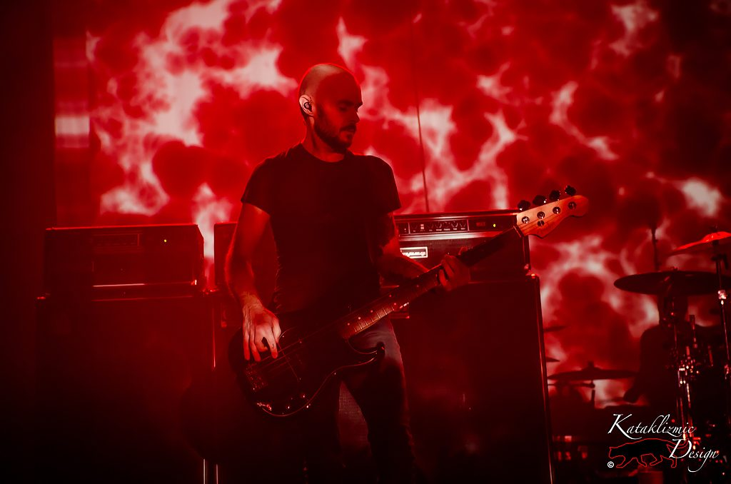 Hunter Burgan (bassist), AFI - Photo Credit: Katherine Amy Vega