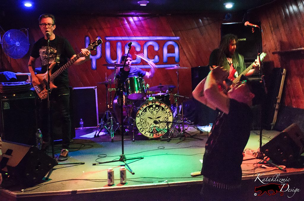Quantum Colossus - Yucca Tap Room - Photo Credit: Katherine Amy Vega