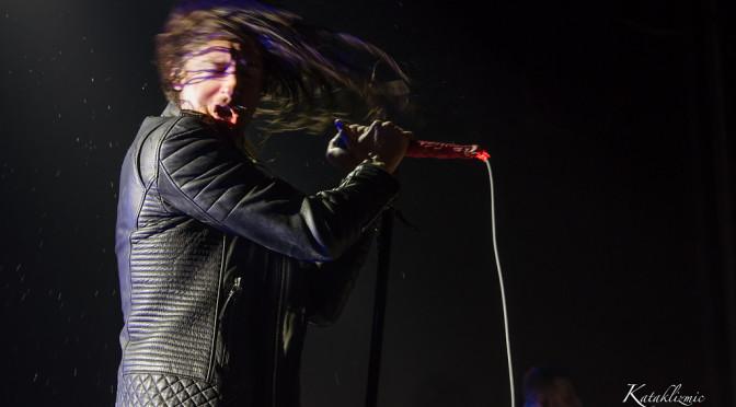 REVIEW: Underoath's Powerhouse Performance Still Astounds Longtime Fans in Phoenix 4-7-17