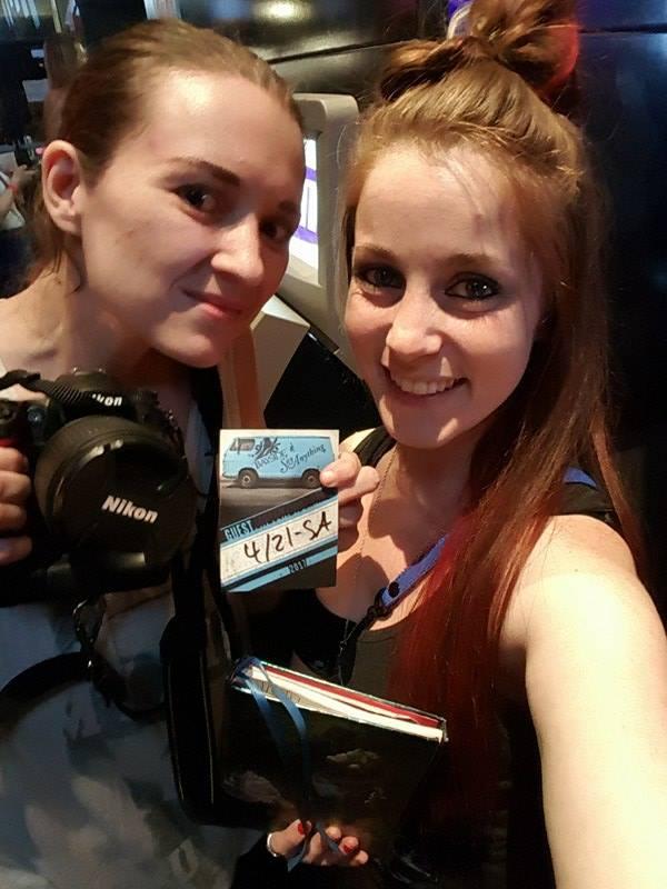 Katherine Amy Vega and Katie Silverman