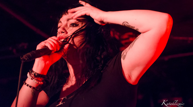 REVIEW: Under The Birthday Massacre's Spell at Pub Rock 6-5-17