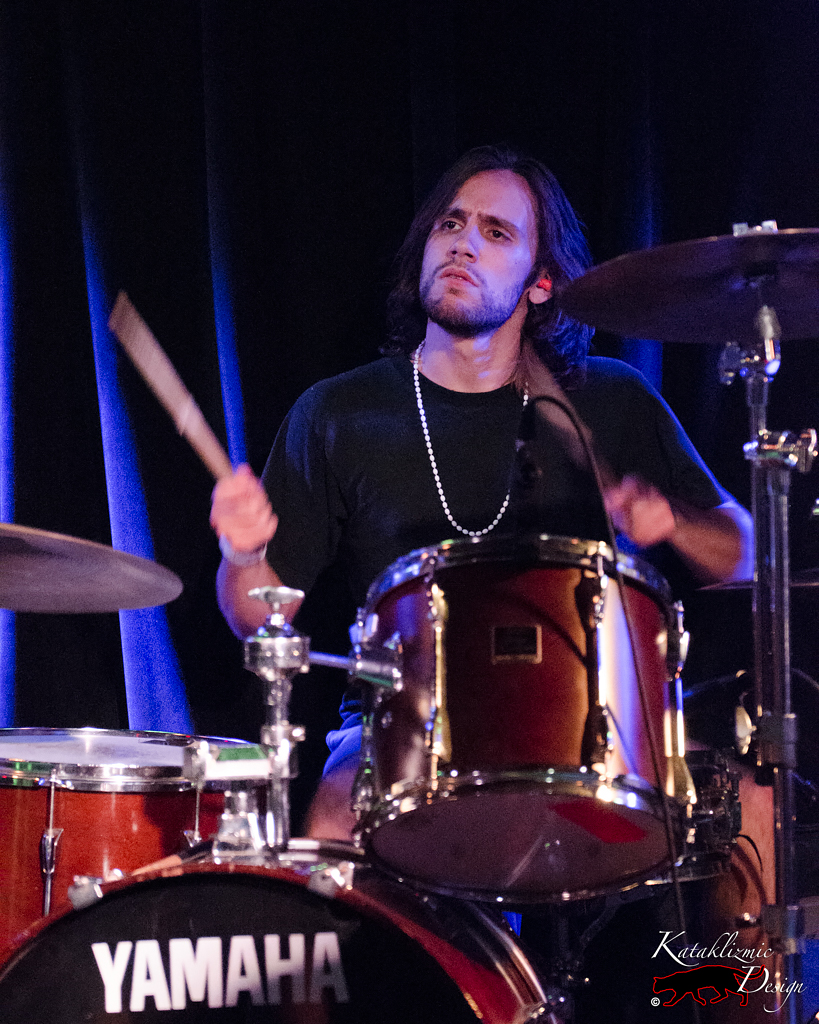 Wes Toledo drummer Post Animal