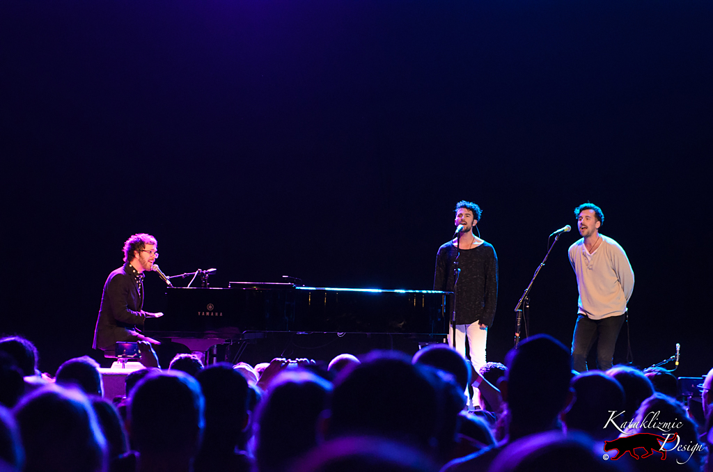 Ben Folds & Tall Heights - Photo Credit: Katherine Amy Vega