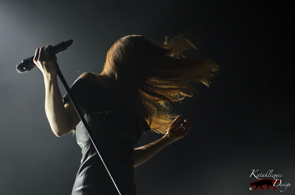 Epica - Photo Credit: Katherine Amy Vega