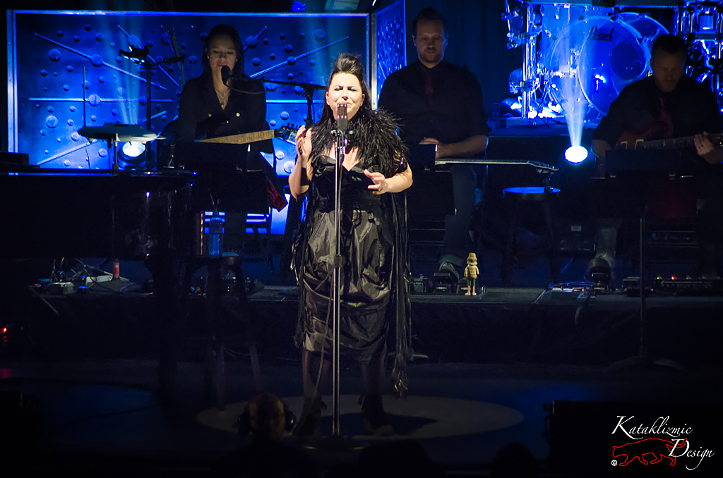 Evanescence - Photo Credit: Katherine Amy Vega