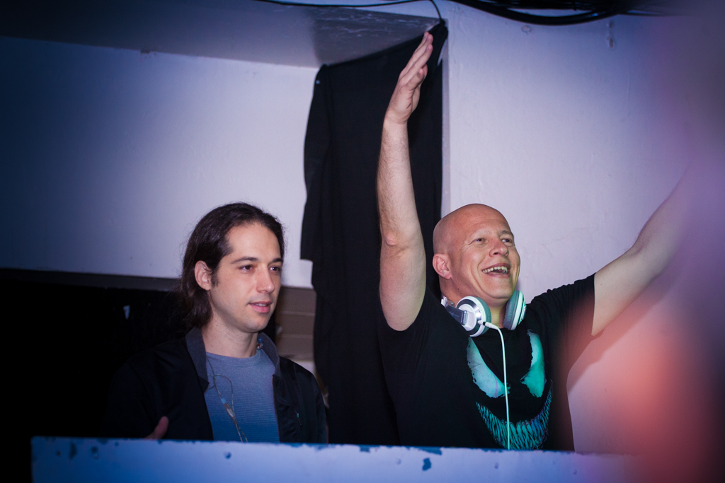 Infected Mushroom - Photo Credit: Ken Kendall