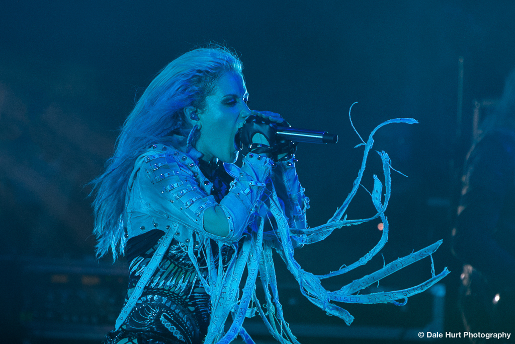 Arch Enemy - Photo Credit: Dale Hurt