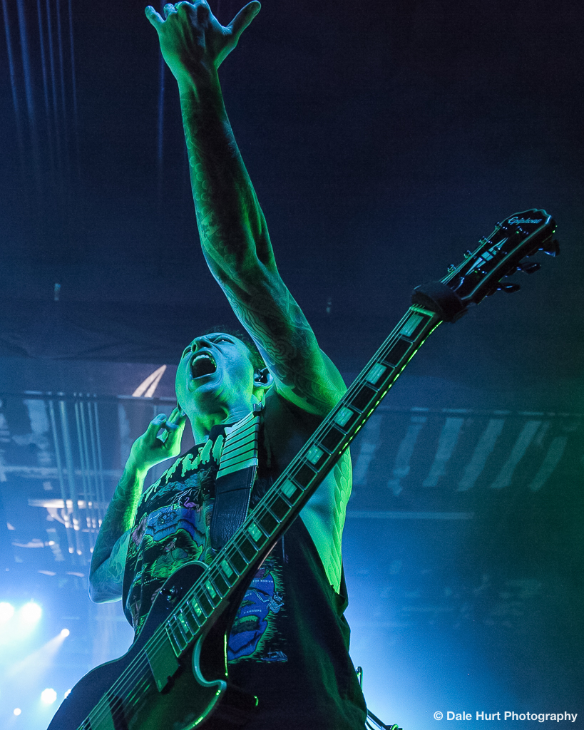 Trivium - Photo Credit: Dale Hurt