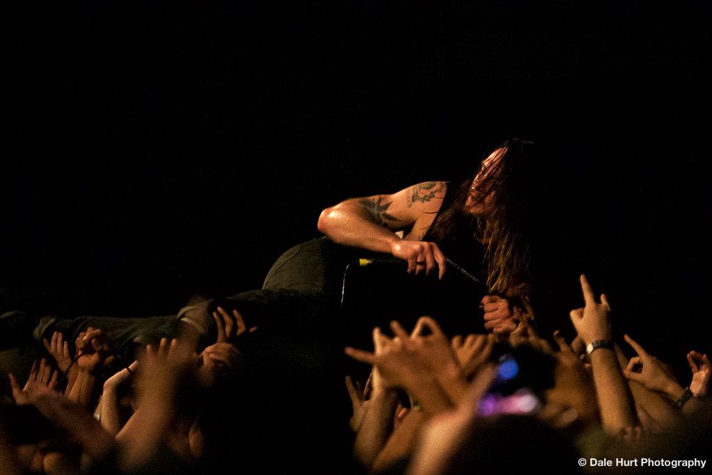 While She Sleeps - Photo Credit: Dale Hurt