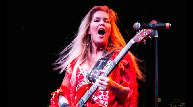 REVIEW: Lita Ford Brings 80s Glam Metal to BLK Live 12-16-17
