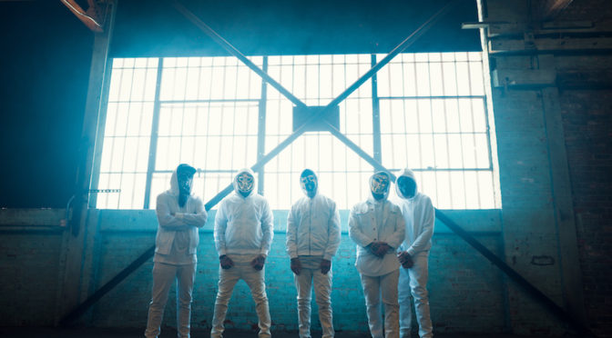 """Hollywood Undead Share New Track, """"Gotta Let Go"""""""