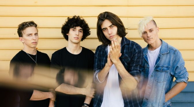The Faim Premiere Debut Single, UK Tour with Lower Than Atlantis, & To Play Download Festival
