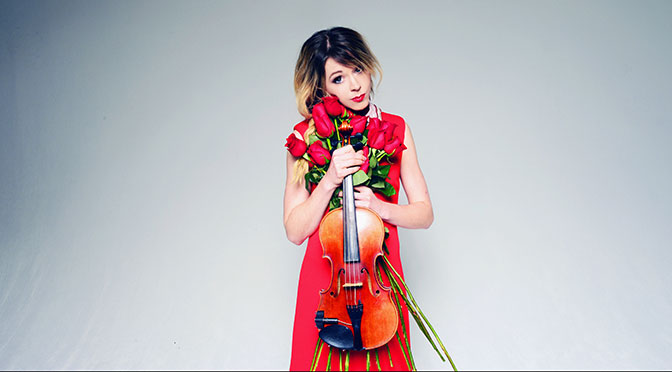 Lindsey Stirling - Photography: Shervin Lainez