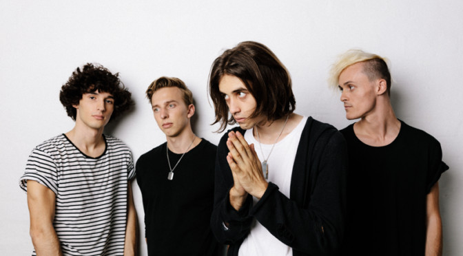 The Faim - Photography by Max Fairclough