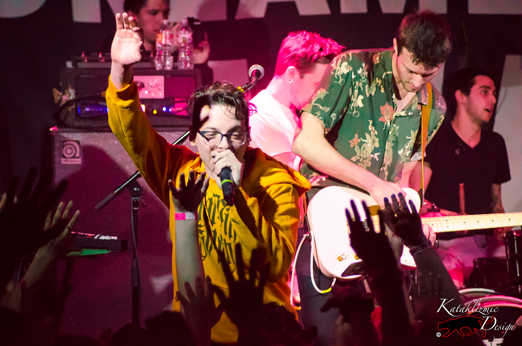 The Wrecks - Photo credit: Katherine Amy Vega